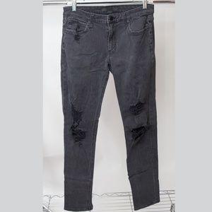 Joe's Jeans Boyfriend Slim Jeans Size 27x30